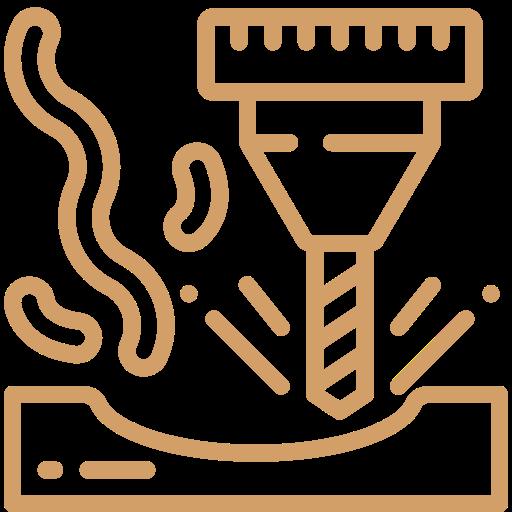 Icon Bohrmaschine
