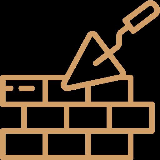 Icon Steinmauer