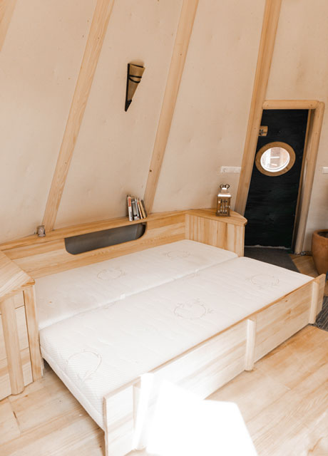 Romantic Home 6m - Bett