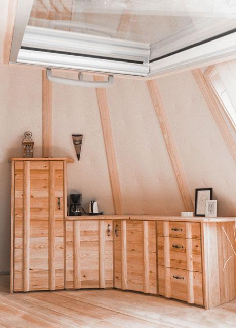 Romantic Home 6m - Küche