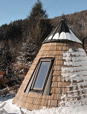 Unsere Homes - Romantic Home 4,5m
